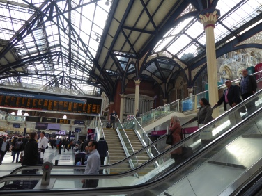 Liverpoolstreet Station