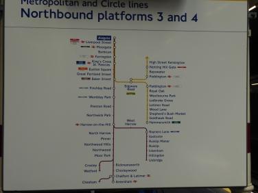 Zoek je metrohalte
