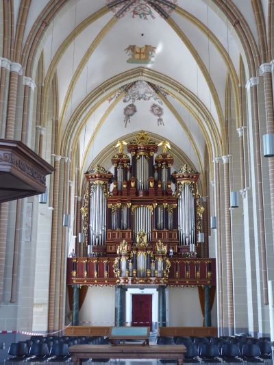 Bader-Timpe orgel