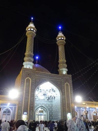 Heiligdom, Fatima Massoumeh
