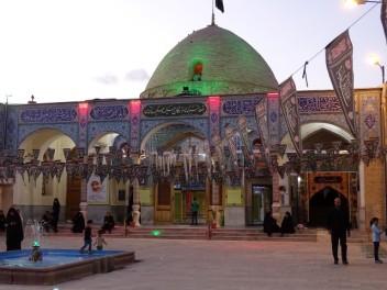 Mausoleum Halima en Hakima