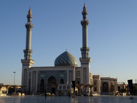 Moskee Qom