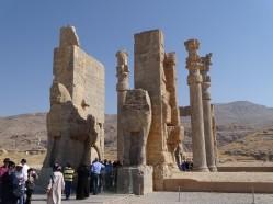 Ingang Persepolis